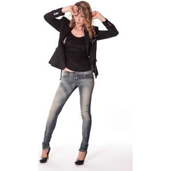 Textiel Dames Jasjes / Blazers Rich & Royal Rich&Royal Blazer Noir 13q807/890 Zwart