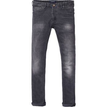 Textiel Heren Straight jeans Scotch & Soda Phaidon Grijs