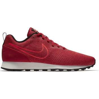 Schoenen Heren Lage sneakers Nike Men's  MD Runner 2 ENG Mesh Shoe ROJO