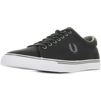 Schoenen Heren Lage sneakers Fred Perry Underspin Canvas Charcoal