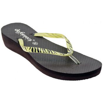 Schoenen Dames Teenslippers De Fonseca