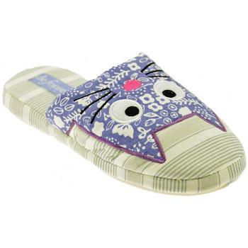 Schoenen Dames Sloffen De Fonseca