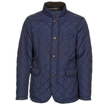 Textiel Heren Parka jassen Marc O'Polo ACHILLE Marine