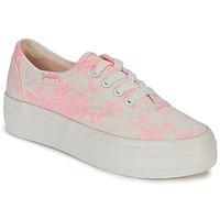 Schoenen Dames Lage sneakers Coolway DODO Roze