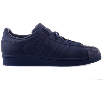 Schoenen Dames Lage sneakers adidas Originals Superstar Glossy Toe