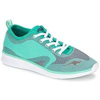 Schoenen Dames Lage sneakers Kangaroos K-LIGHT 8004 Turquoize