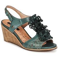 Schoenen Dames Sandalen / Open schoenen Neosens NOAH Groen