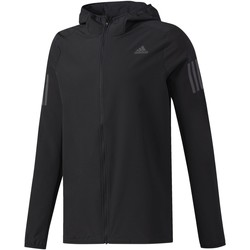 Textiel Heren Fleece adidas Performance Response Shell Jack Zwart