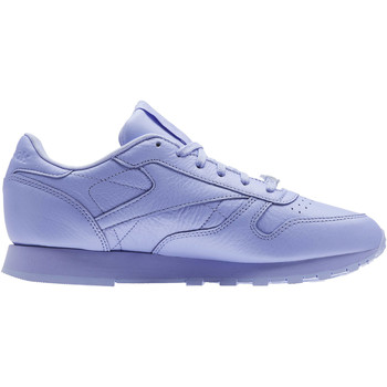 Schoenen Dames Lage sneakers Reebok Classic Classic Leather L Purple
