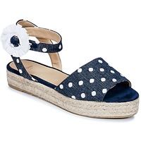 Schoenen Dames Sandalen / Open schoenen Castaner WOXOC Marine