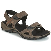 Schoenen Heren Outdoorsandalen Columbia SANTIAM 2 STRAP Bruin