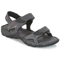 Schoenen Heren Outdoorsandalen Columbia SANTIAM™ 2 STRAP Grijs