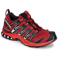 Schoenen Heren Running / trail Salomon XA PRO 3D Rood / Zwart