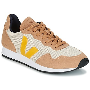 Schoenen Dames Lage sneakers Veja SDU Beige / Geel