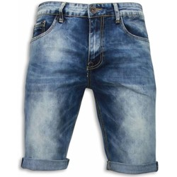 Textiel Heren Korte broeken / Bermuda's Black Ace Basic Korte Broek Heren 19