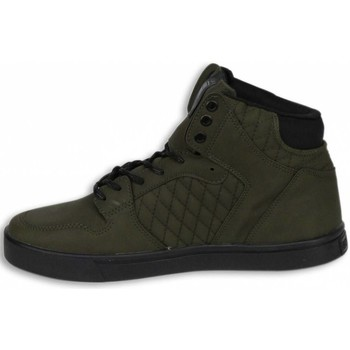 Schoenen Heren Hoge sneakers Cash Money High Jailor Groen