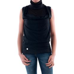 Textiel Dames Truien Amy Gee AMY04201 Gris oscuro