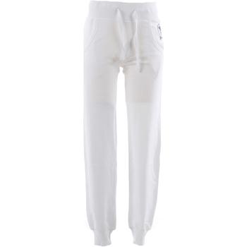 Textiel Heren Trainingsbroeken Frankie Garage FGE02006 Blanco