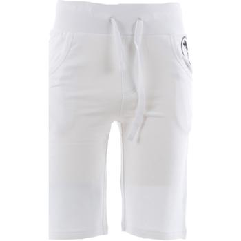 Textiel Heren Korte broeken / Bermuda's Frankie Garage FGE02051 Blanco