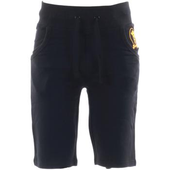 Textiel Heren Korte broeken / Bermuda's Frankie Garage FGE02052 Negro