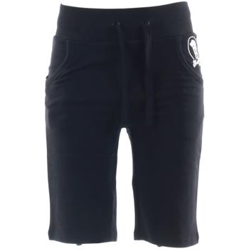 Textiel Heren Korte broeken / Bermuda's Frankie Garage FGE02054 Negro