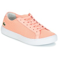Schoenen Dames Lage sneakers Lacoste L.12.12 LIGHTWEIGHT1181 Roze