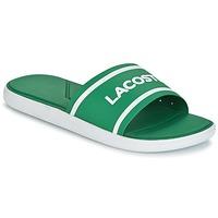 Schoenen Heren Leren slippers Lacoste L.30 SLIDE 118 3 Groen