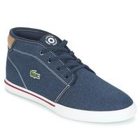 Schoenen Heren Lage sneakers Lacoste AMPTHILL 118 1 Blauw