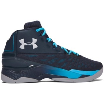 Basketbalschoenen Under Armour Longshot Blue Drift