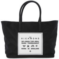 Tassen Dames Tote tassen / Boodschappentassen Richmond SHOPPING BAG DEBBIE Nero