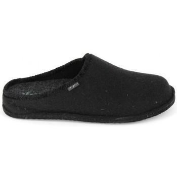 Schoenen Heren Sloffen Fargeot Calou Noir Zwart