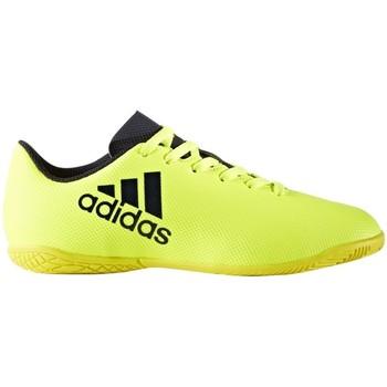 Schoenen Kinderen Lage sneakers adidas Originals X 174 IN J Geel