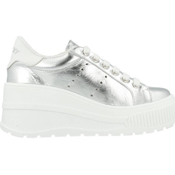 Schoenen Dames Lage sneakers Go Sexy X Yellow SURPRISE GO SEXY Zilver