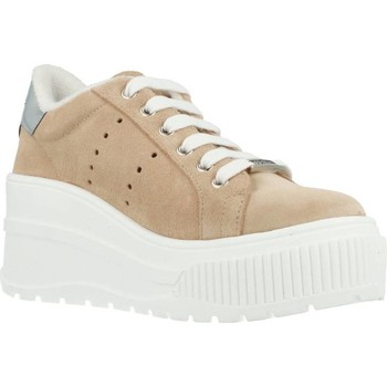 Schoenen Dames Lage sneakers Go Sexy X Yellow SURPRISE GO SEXY Hellbraun