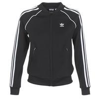 Textiel Dames Trainings jassen adidas Originals SST TT Zwart
