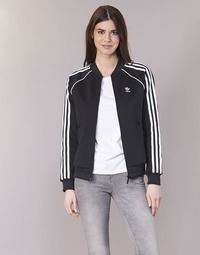 Textiel Dames Trainings jassen adidas Originals SST TT Zwart