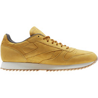 Schoenen Heren Lage sneakers Reebok Classic Classic Leather Ripple WP Geel / Wit