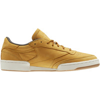 Schoenen Heren Lage sneakers Reebok Classic Club C 85 Wheat Pack Geel