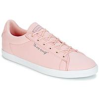Schoenen Dames Lage sneakers Le Coq Sportif AGATE LO CVS/METALLIC Roze