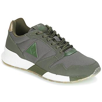 Schoenen Dames Lage sneakers Le Coq Sportif OMEGA X W METALLIC Kaki