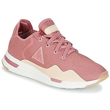 Schoenen Dames Lage sneakers Le Coq Sportif SOLAS W SUMMER FLAVOR Roze