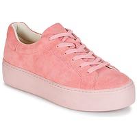 Schoenen Dames Lage sneakers Vagabond JESSIE Chewing-gum