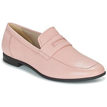 Schoenen Dames Mocassins Vagabond MARILYN Roze