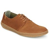 Schoenen Heren Lage sneakers El Naturalista AMAZONIAS Bruin