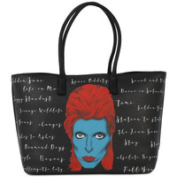Tassen Dames Tote tassen / Boodschappentassen Richmond BOWIE LARGE SHOPPING BAG Nero