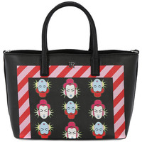 Tassen Dames Tote tassen / Boodschappentassen Richmond GEISHA SMALL SHOPPING BAG Nero
