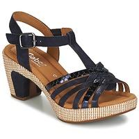 Schoenen Dames Sandalen / Open schoenen Gabor MASTIAR Marine