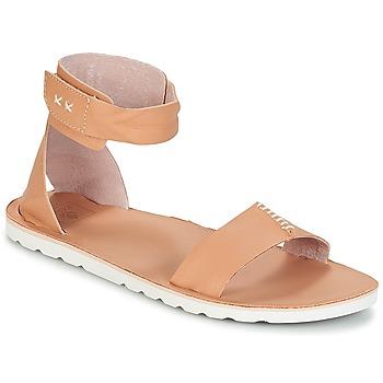 Schoenen Dames Sandalen / Open schoenen Reef REEF VOYAGE HI Beige