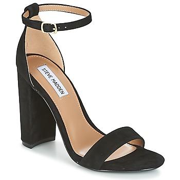 Schoenen Dames Sandalen / Open schoenen Steve Madden CARRSON Zwart