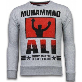 Textiel Heren Sweaters / Sweatshirts Local Fanatic Muhammad Ali - Rhinestone Sweater 35